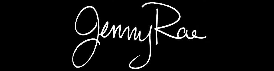 Jenny Rae's Blog